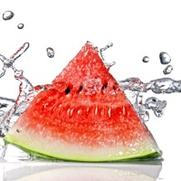 Treasury Thursday :: watermelon sunshine