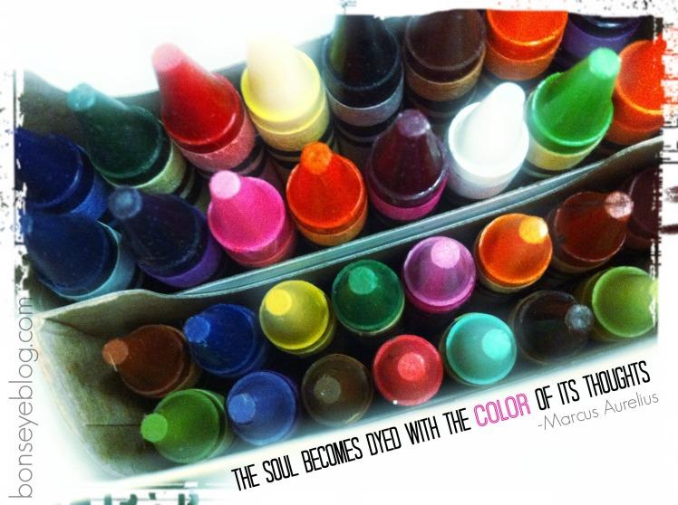 crayons soul